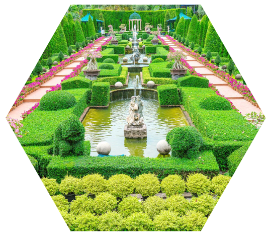 One of the most beautiful Garden in the world - Nong Nooch Tropical Garden & Cultural Village Largest botanical garden in South East Asia